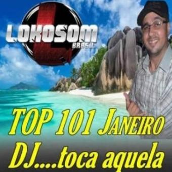TOP 101 JANEIRO BY DJ PITBULL