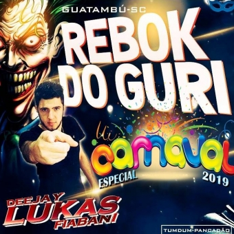 Rebok Do Guri Especial De Carnaval 2019