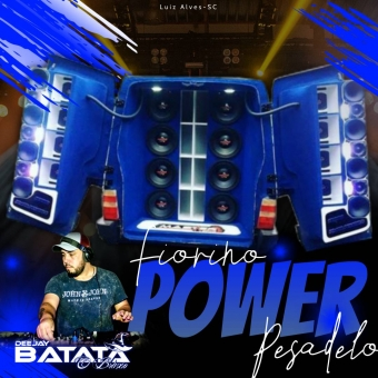 Fiorino Power Pesadelo - Luiz Alvez SC