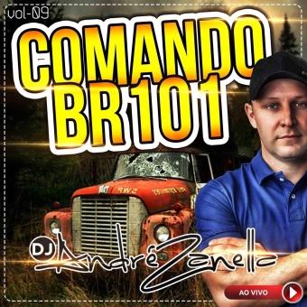 COMANDO BR 101 VOLUME 9