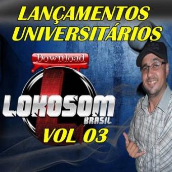 LANÇAMENTOS UNIVERSITÁRIOS VOL 03