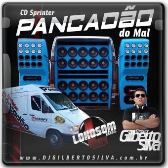 CD SPRINTER PANCADÃO DO MAL