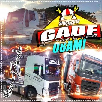 GADE 08 AM - AMIGOS DA ESTRADA ((ao vivo))