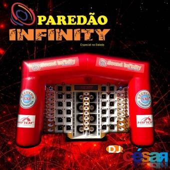 Paredão Infinity - Especial na Balada