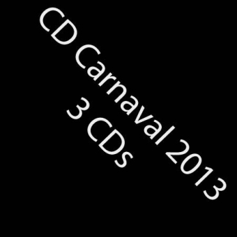 Carnaval 2013 (3 Cds Em 1)