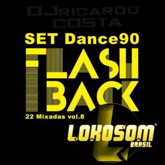 Dance 90 Set Mixado vol.8