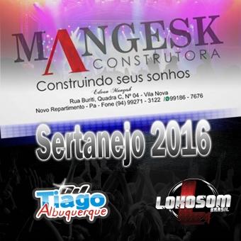Mangesk Construtora Vol.02 - Dj Tiago Albuquerque