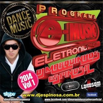 Programa E-music 2014 Vol. 01