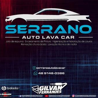 Serrano Auto Lava Car - DJ Gilvan Fernandes