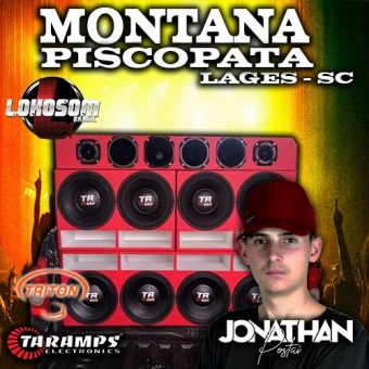 Montana Psicopata - Dj Jonathan Postai 2020