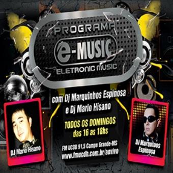 Programa E-music Edição 226
