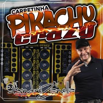 Carretinha Picachu Crazy ((70 Musicas))