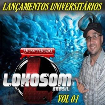 LANÇAMENTOS UNIVERSITÁRIOS VOL 01 LOKOSOMBRASIL