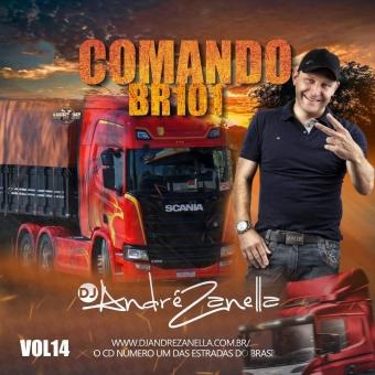 Comando Br 101 Volume 14 ((Ao vivo))