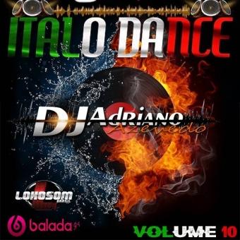 CD ITALO DANCE VOL 10