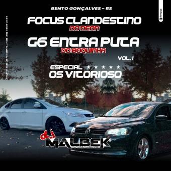 G6 ENTRA PUTA E FOCOS CLANDESTINO