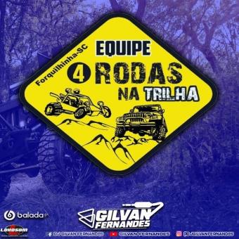 Equipe 4 Rodas na Trilha - DJ Gilvan Fernandes