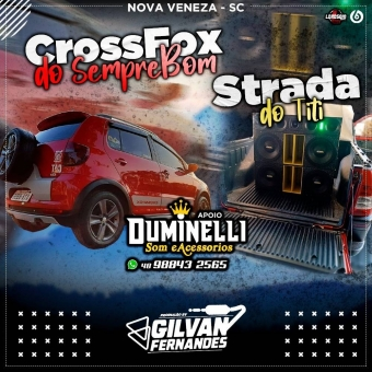 Duminelli Som - DJ Gilvan Fernandes