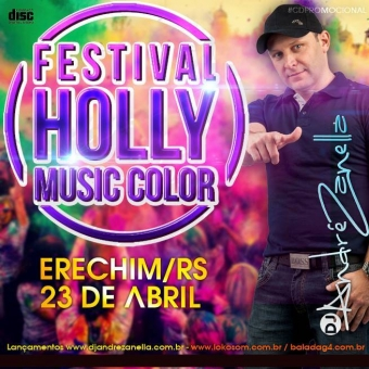Holly Festival Eletronicas