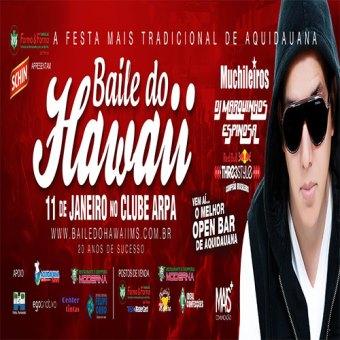Baile Do Havaii - Aquidauana