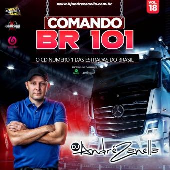 Comando Br 101 Volume 18 ((Ao vivo))