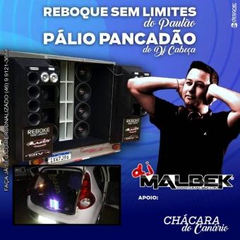 REBOQUE SEM LIMITES E PALIO PANCADÃO