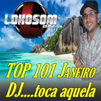 TOP 101 JANEIRO...DJ TOCA AQUELA