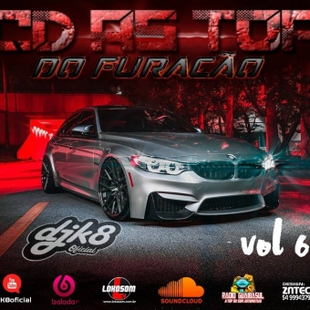 As top do furacão vol.6 out 2019