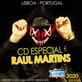 ESPECIAL RAUL MARTINS (LISBOA - PORTUGAL)