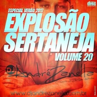 Explosão Sertaneja Volume 20