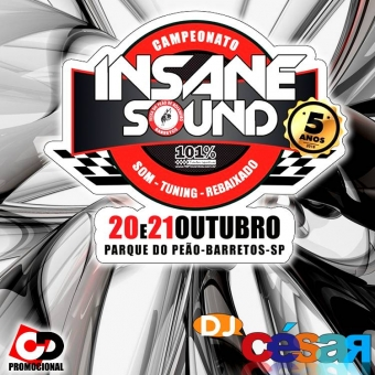 Insane Sound Especial 5 Anos