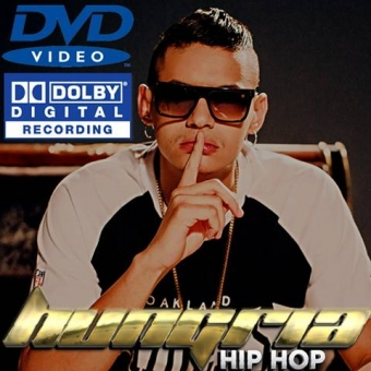 DVD Hungria Hip Hop