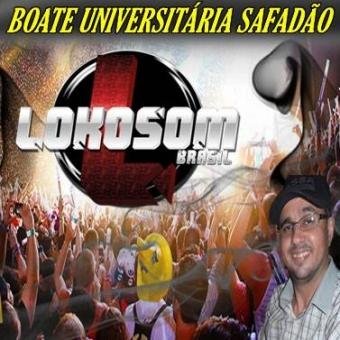 BOATE UNIVERSITÁRIA DO SAFADÃO