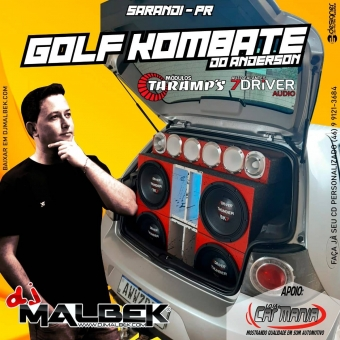 GOLF KOMBATE DO ANDERSON