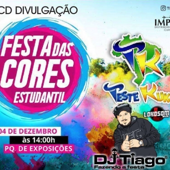 Festa Das Cores Edição Rio Verde-GO