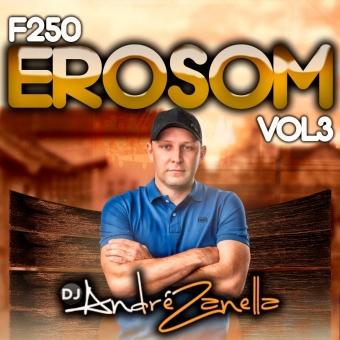 F250 Erosom Volume 3 Especial Sertanejo