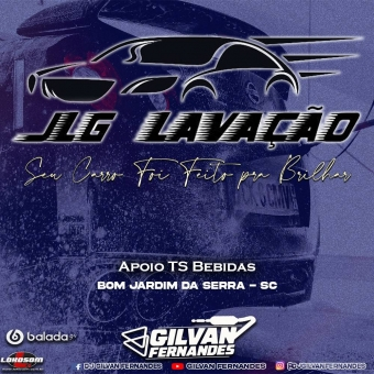 CD - JLG Lavação - DJ Gilvan Fernandes