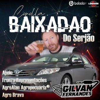 Corolla Baixadao - DJGilvan Fernandes