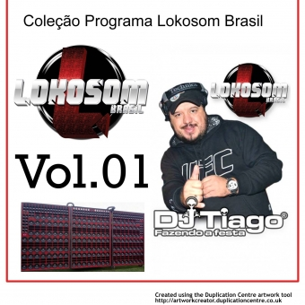 Coleção Programa Lokosom Brasil 01