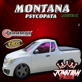 Montana - Psycopata - Dj Jonathan Postai 2020 - Vol2