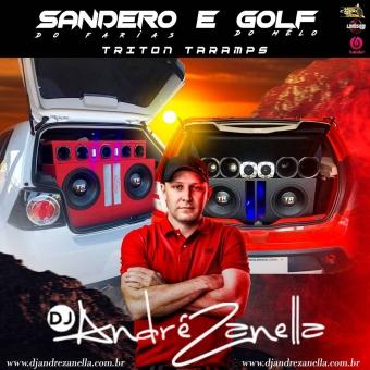 Sandero do Farias e Golf do Melo 2021