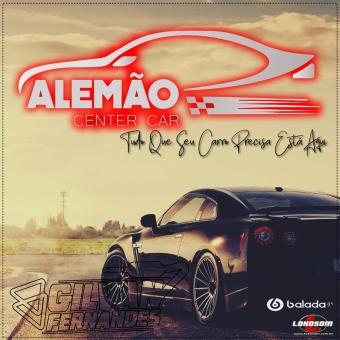 Alemao Center Car - DJ GilvanFernandes