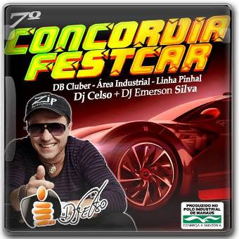 7ª Edição Concordia Fest Car (com Fala) (frequência)