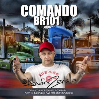 Comando Br 101 Volume 15 ((Ao vivo))