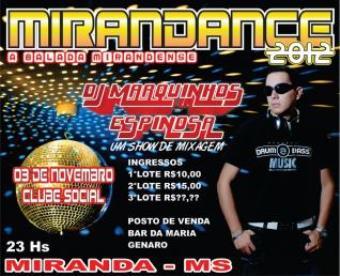 Mirandance 2012