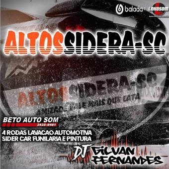 Equipe Altos Sidera - DJ Gilvan Fernandes