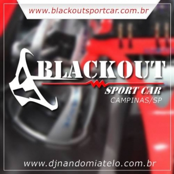 Blackout Sport Car 2015