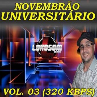 NOVEMBRÃO UNIVERSITÁRIO VOL. 03