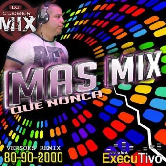 Cd Mas Mix Que Nunca Vol 01