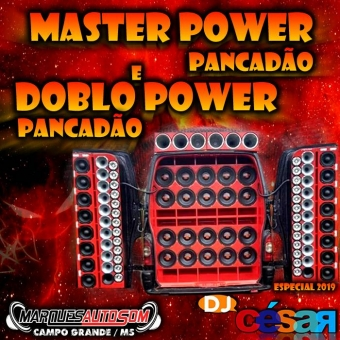 Master Power Pancadão E Doblo Power Pancadão